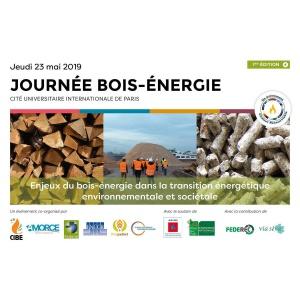 Journée Bois-énergie - Jeudi 23 mai 2019