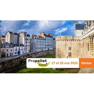 Propellet Event 27 et 28 mai 2020